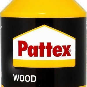 Pattex Wood Puuliima Kosteudenkestävä 750g