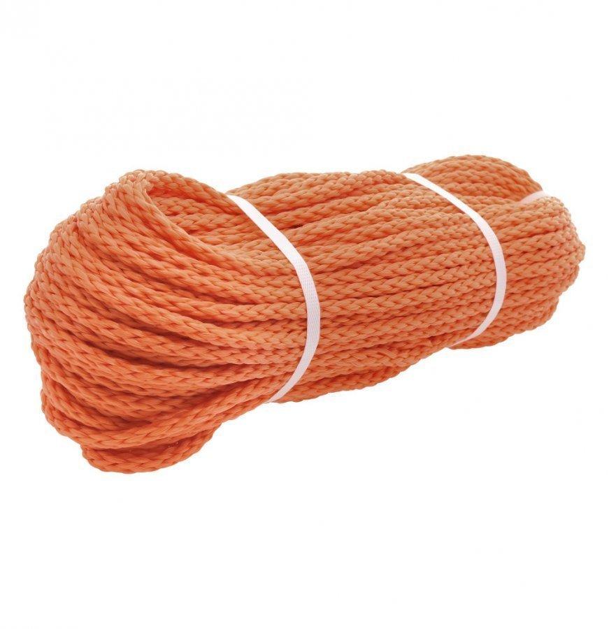 Piippo Köysi Oranssi 6mm 50m