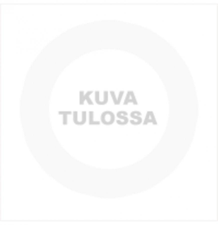 Piippo Köysitulppa Reikälevyllä Mattamusta 950 Mm