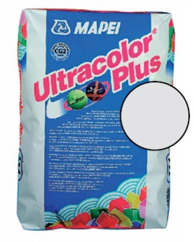 Pikasaumalaasti Ultracolor Plus 110 20 kg vaaleanharmaa