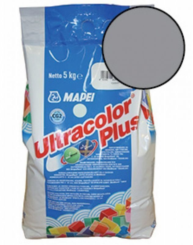 Pikasaumalaasti Ultracolor Plus 113 5 kg sementinharmaa