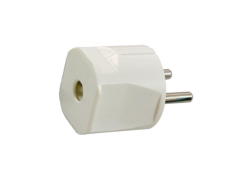 Pistotulppa Tavallinen Valkoinen Electrogear