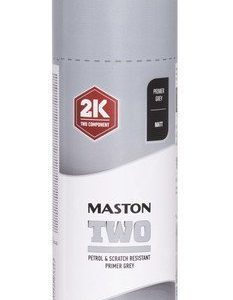 Pohjamaali Harmaa 400ml Maston Two 2k