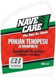 Pohjan Tehopesu & Näkinpoisto 650ml Navecare1