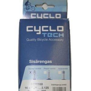 Polkupyörän Sisärengas / Sisuskumi 16x1.50/2.125 (40/54-305) Cyclo Tech