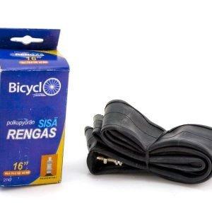 Polkupyörän Sisärengas / Sisuskumi 16x1.75-2.125 (44-305) Pikaventtiilillä Bicyclepro
