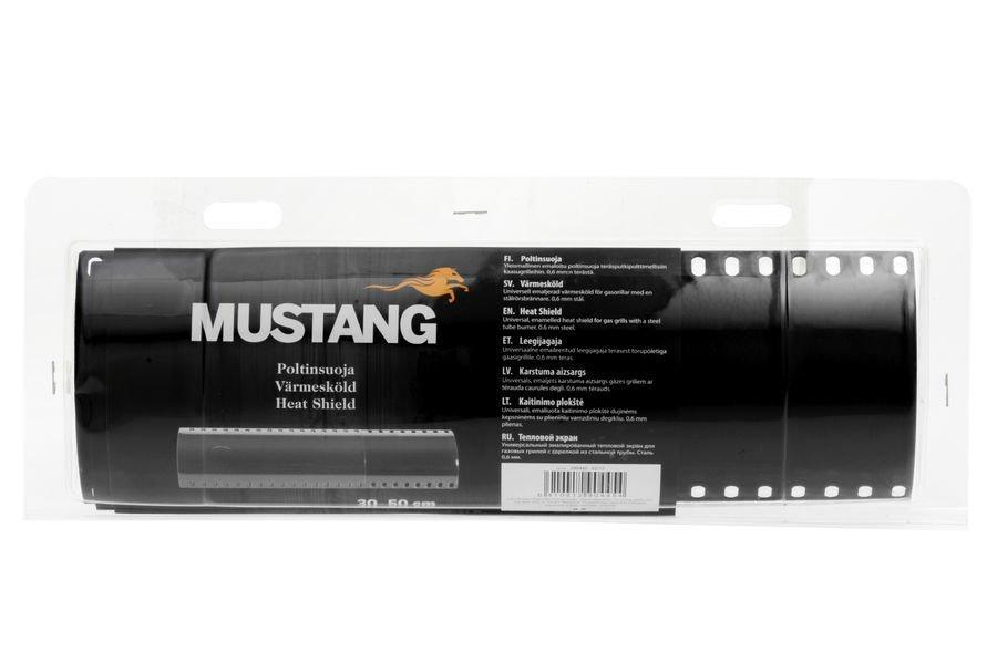 Poltinsuoja Yleismalli 30-50 Cm Mustang