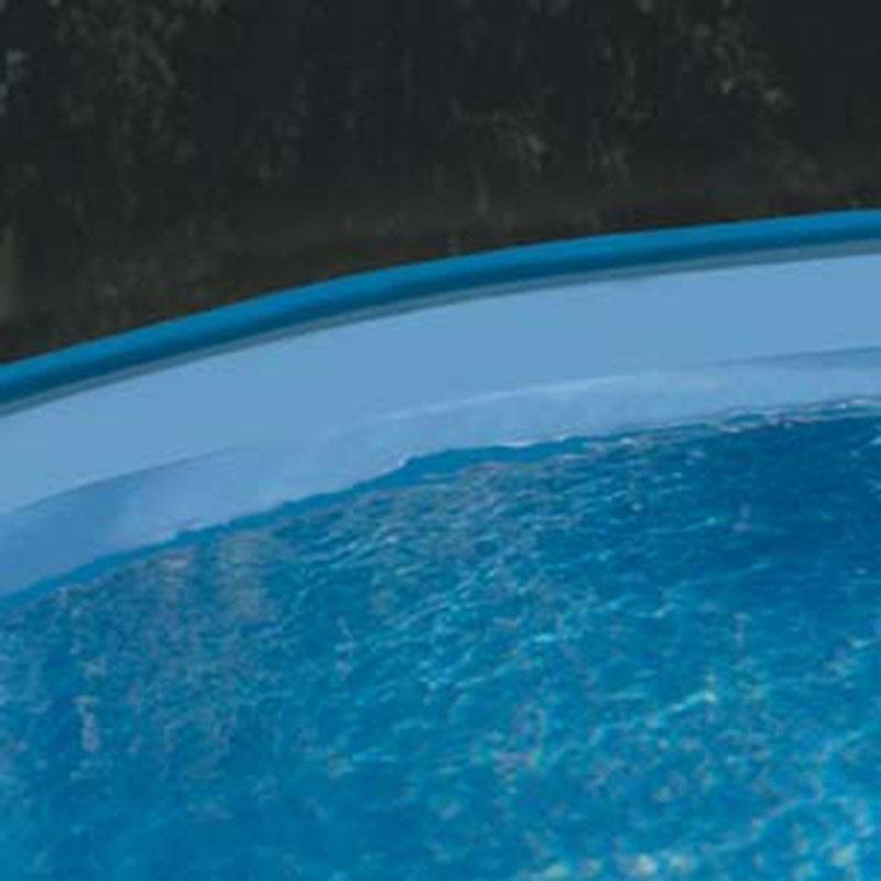 Poolliner Pyöreä Ø350x90cm Sininen