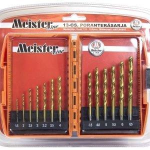Poranteräsarja 13-Os Meister Line