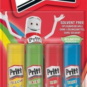 Pritt Rainbow Liima 4 X 10g