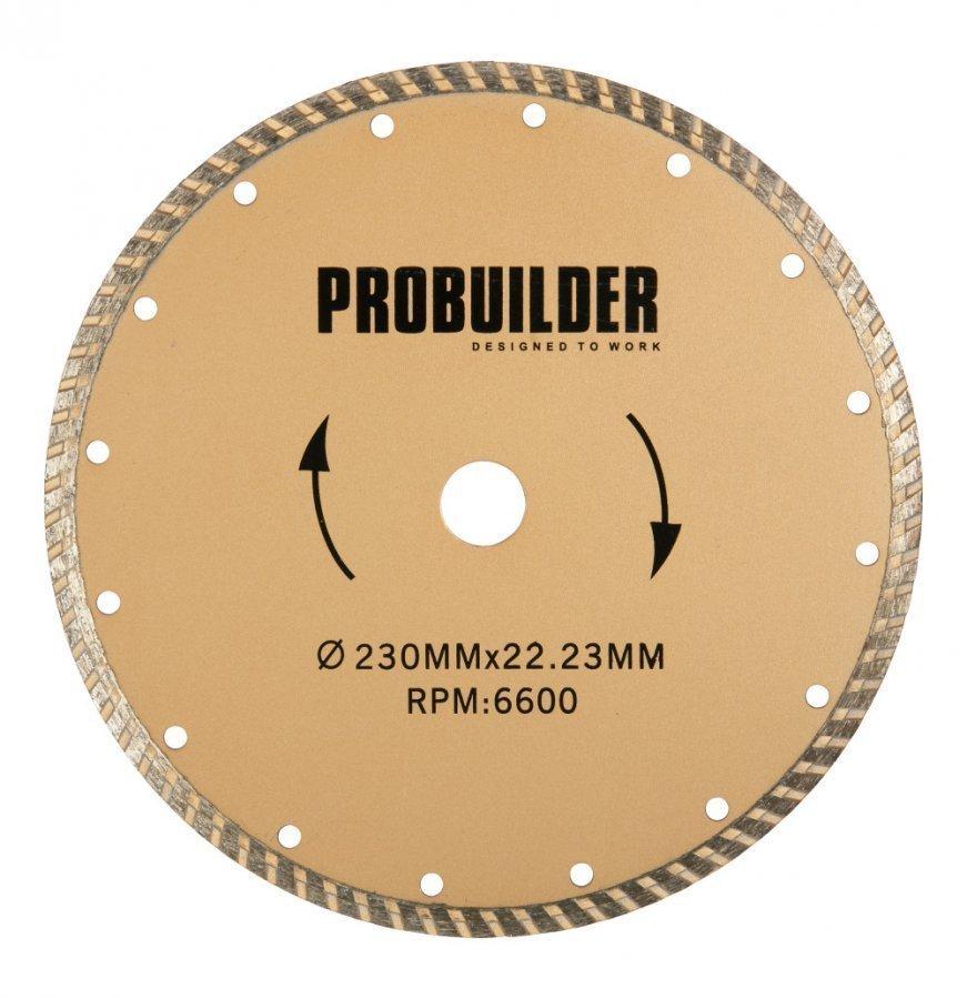 Probuilder Timanttilaikka 230mm