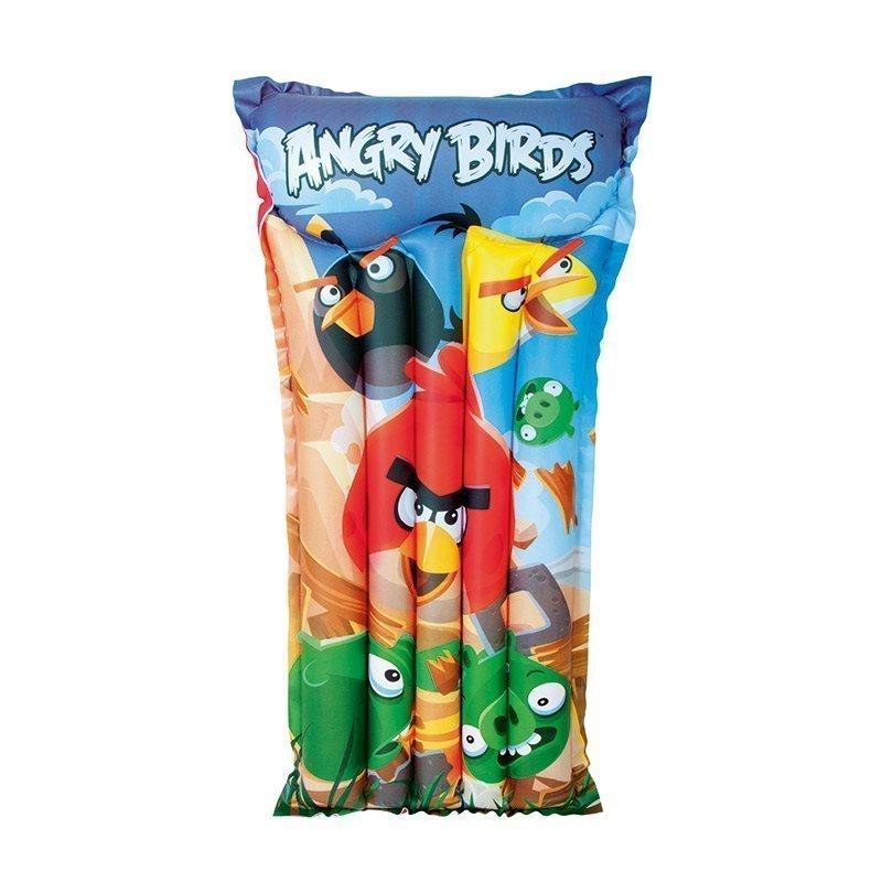 Puhallettava Uimapat Angry Birds Multi