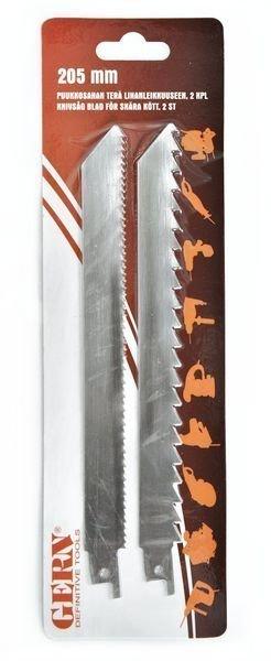Puukkosahan Terä Lihan Leikkaamiseen 205mm 2 Kpl/Pkt Gern