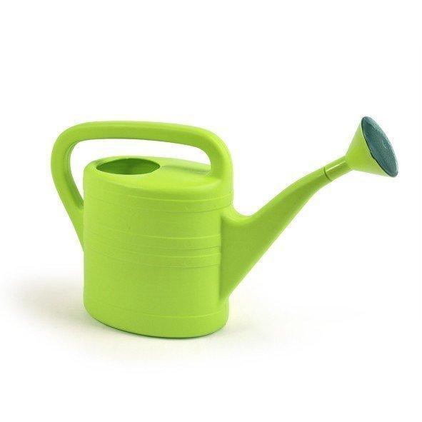 Puutarhakannu / Kastelukannu 5l Lime Plastex
