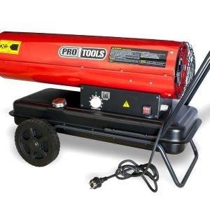 Rakennuslämmitin / Hallilämmitin Diesel 30 Kw Pro1tools