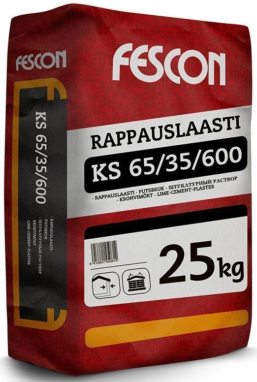 Rappauslaasti Fescon KS 65/35 1