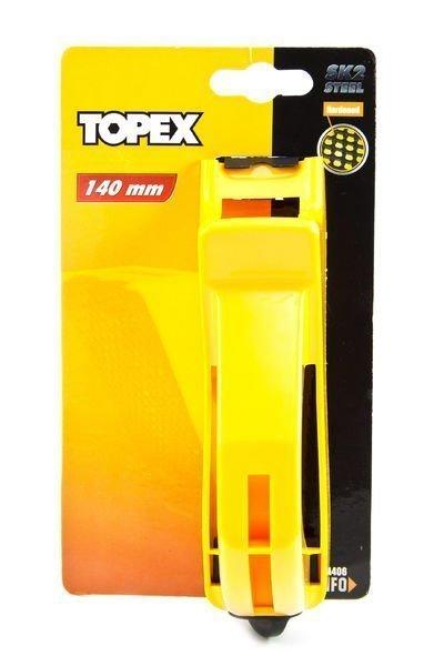 Raspi Kahvalla 140mm Topex