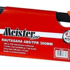 Rautasaha 300mm Meister Line