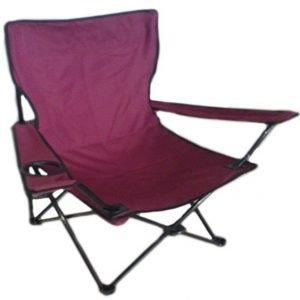 Retkituoli Selkänojalla Camping Outdoor