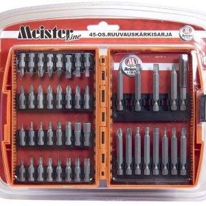 Ruuvauskärkisarja 45-Os Meister Line