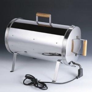 Sähkösavustin 1250w 2-Kerroksinen Easy Cooking