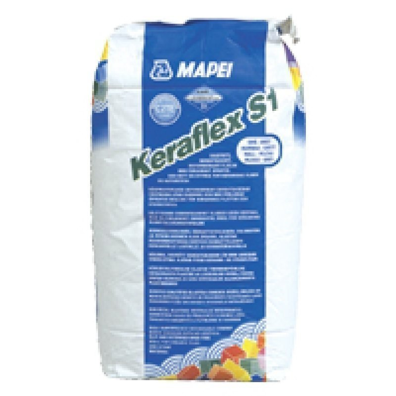 Saneerauslaasti Keraflex S 1