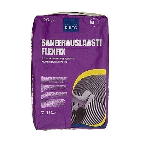 Saneerauslaasti Kiilto Flexfix 20 kg valumaton