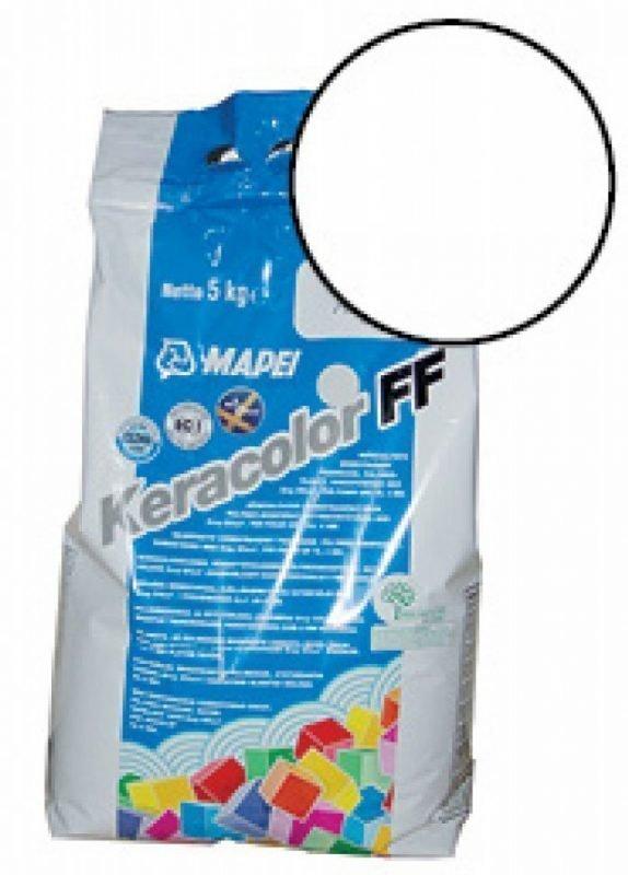 Saumalaasti Keracolor COL. 100 FF 5 kg bianco