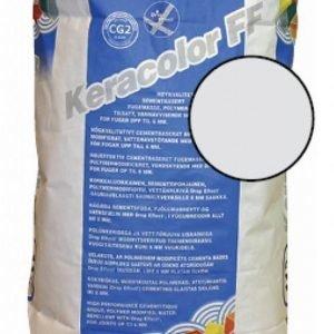 Saumalaasti Keracolor COL.110 FF 20 kg vaaleanharmaa