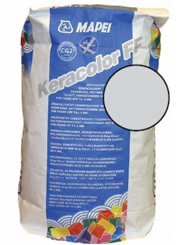 Saumalaasti Keracolor COL.112 FF 20 kg keskiharmaa