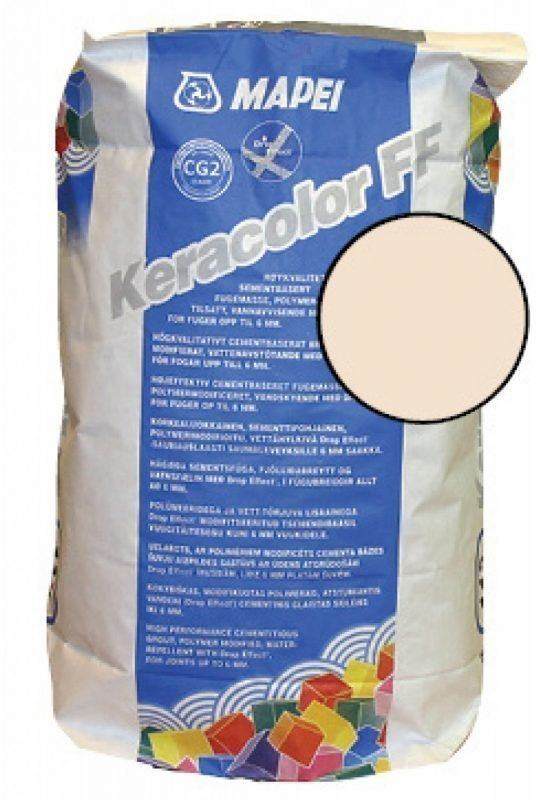 Saumalaasti Keracolor COL.132 FF 5 kg beige 2000