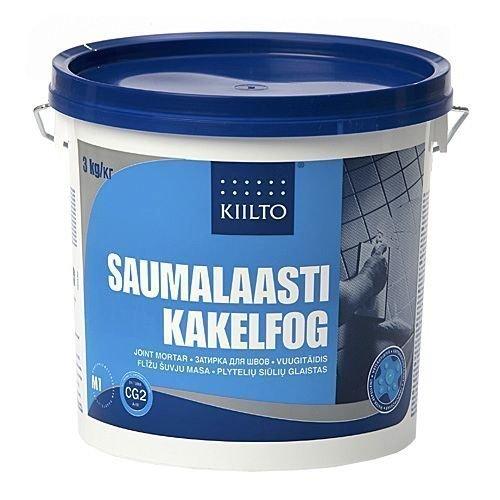 Saumalaasti Kiilto 3 kg 42 siniharmaa