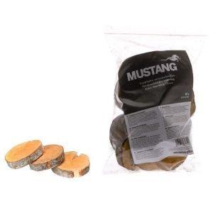 Savustuskiekko Leppä Mustang