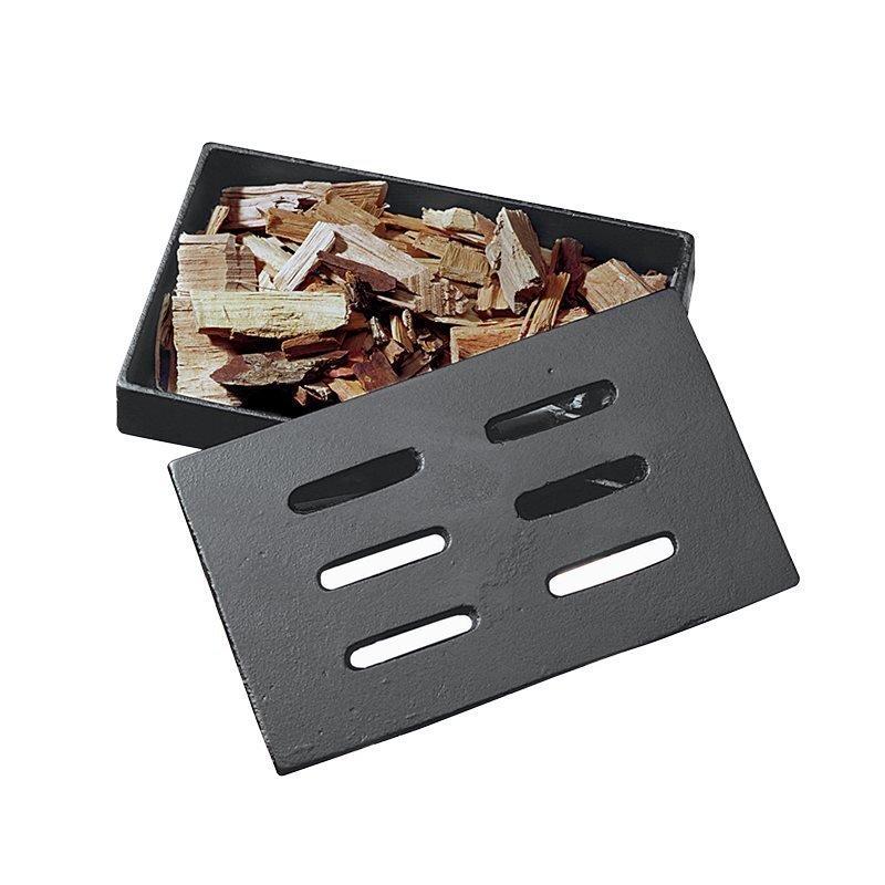Savustuslaatikko hiili- & kaasugrilleihin Char-broil
