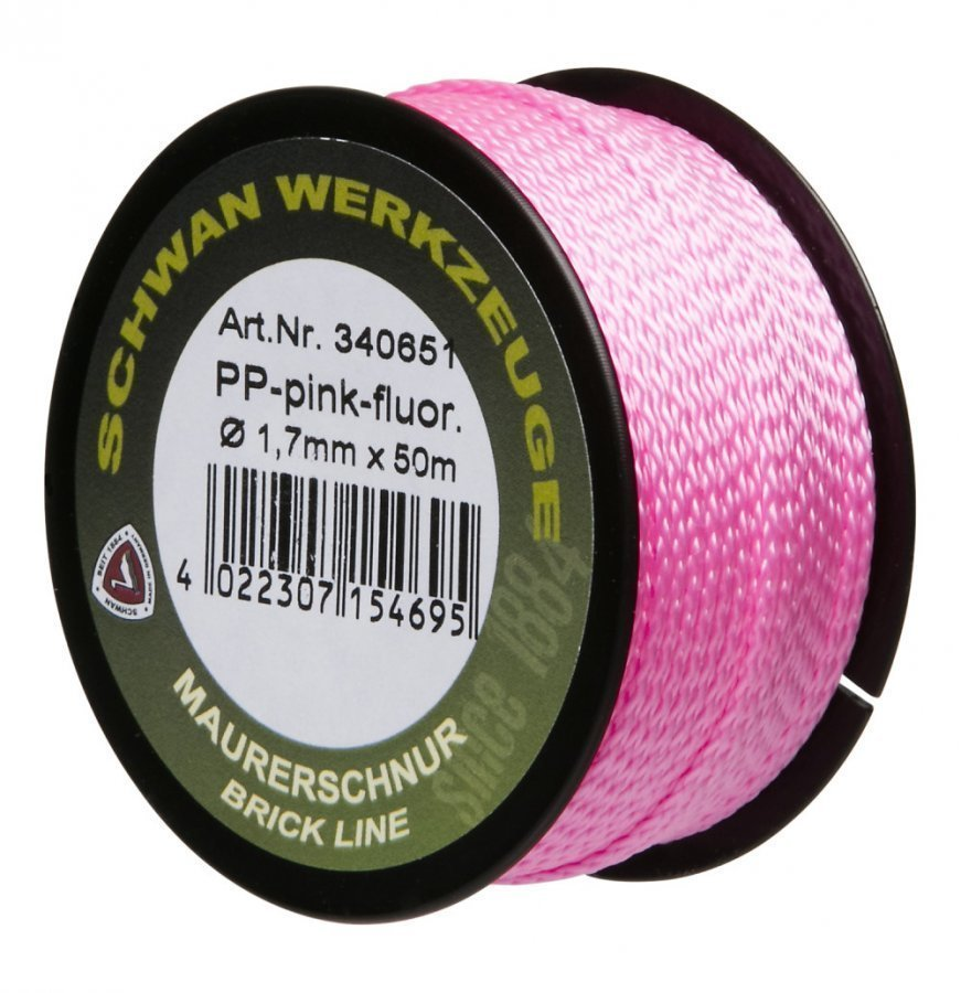 Schwan Linjalanka Pinkki Fluo 1