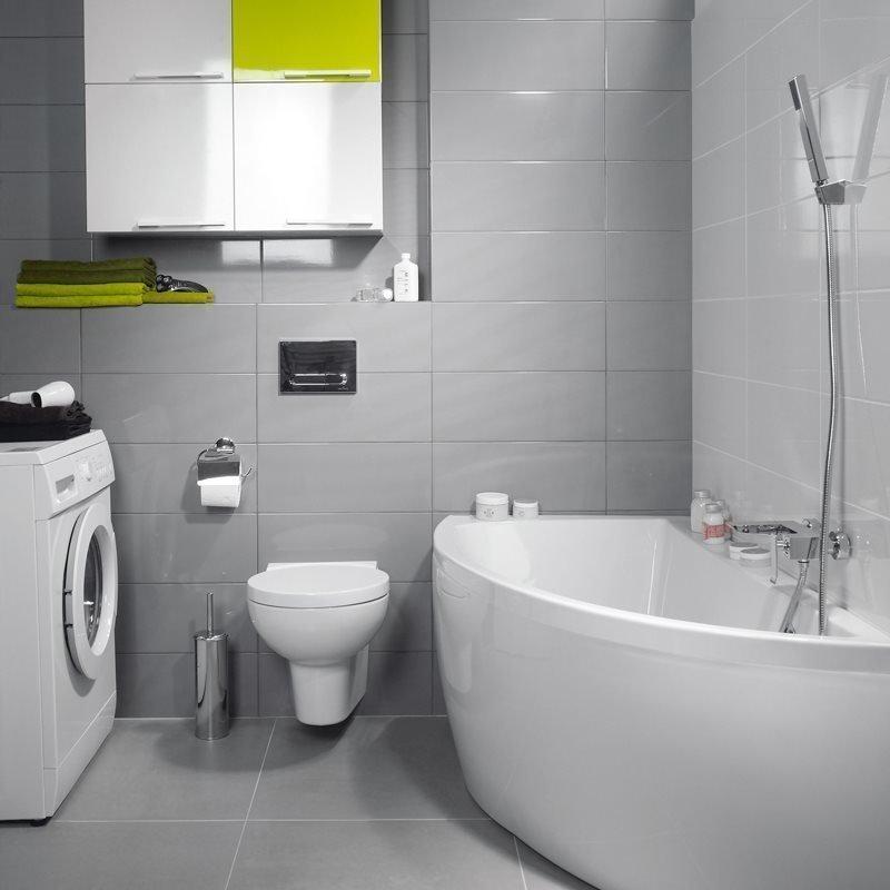 Seinään asennettava WC-istuin Nano