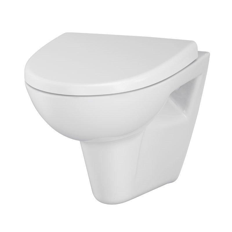 Seinään asennettava WC-istuin