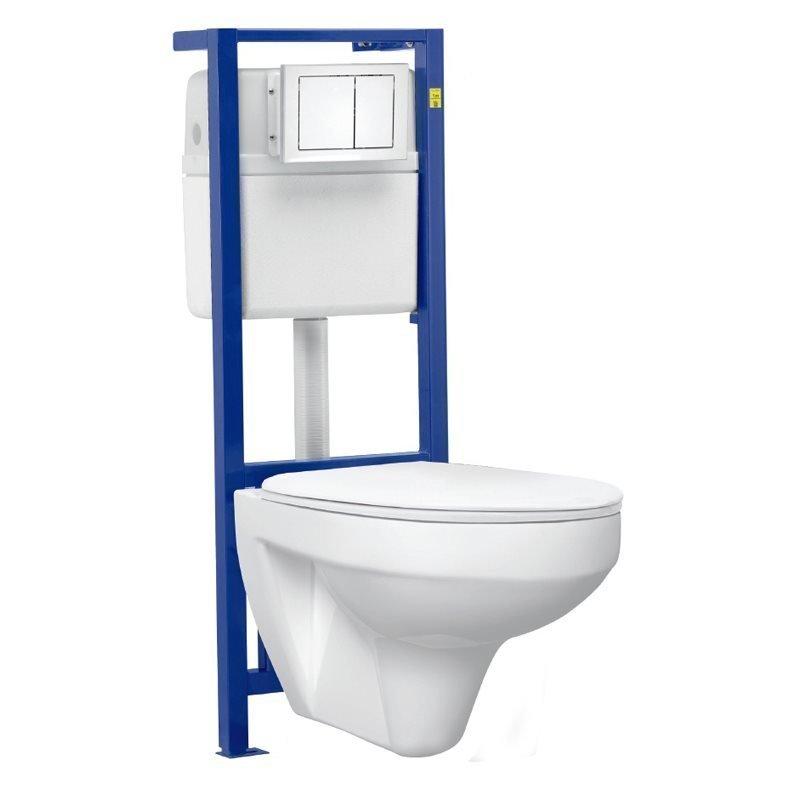 Seinä-WC Cersanit