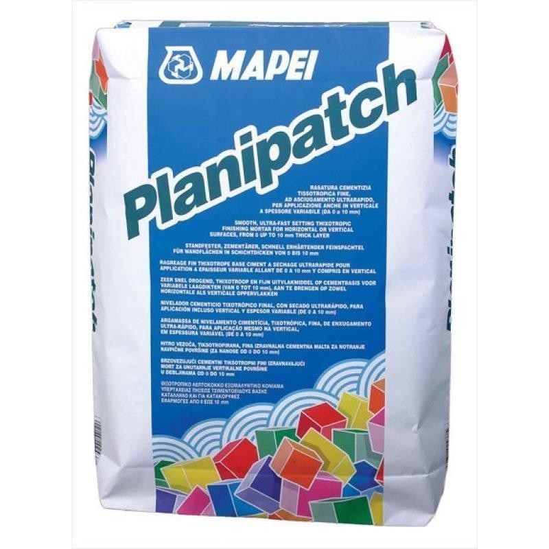 Seinä- ja lattiatasoite Planipatch 0-10mm 25 kg