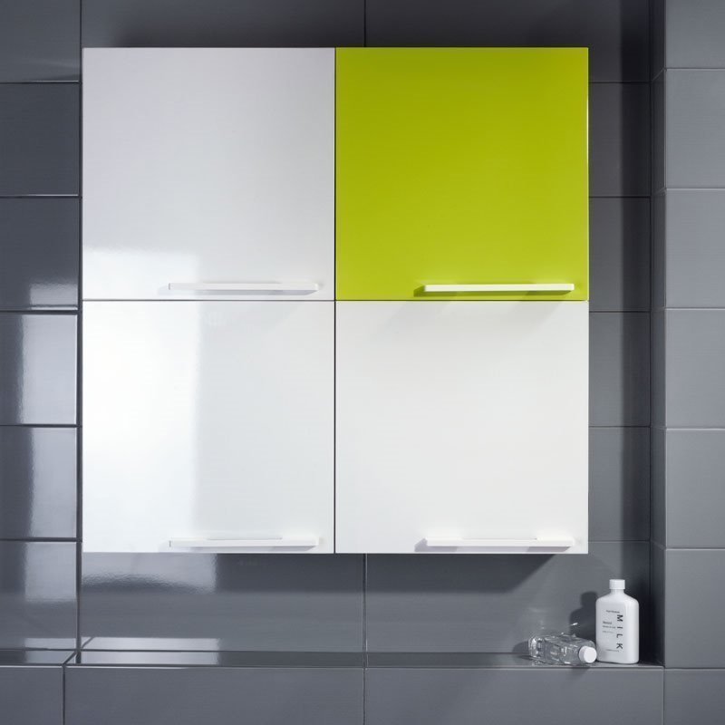 Seinäkaapin runko Nano Colours