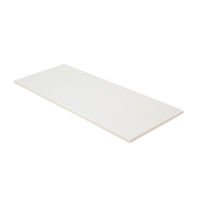 Seinälaatta Bianca Valkoinen 20x50 Valkoinen