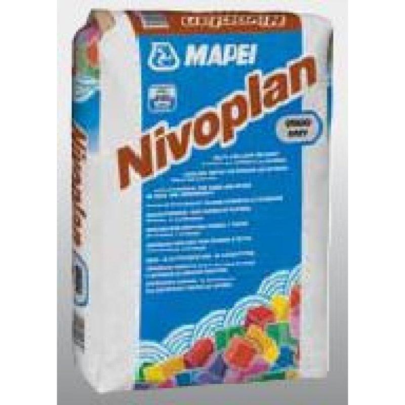 Seinätasoite Nivoplan Grigio 25 kg