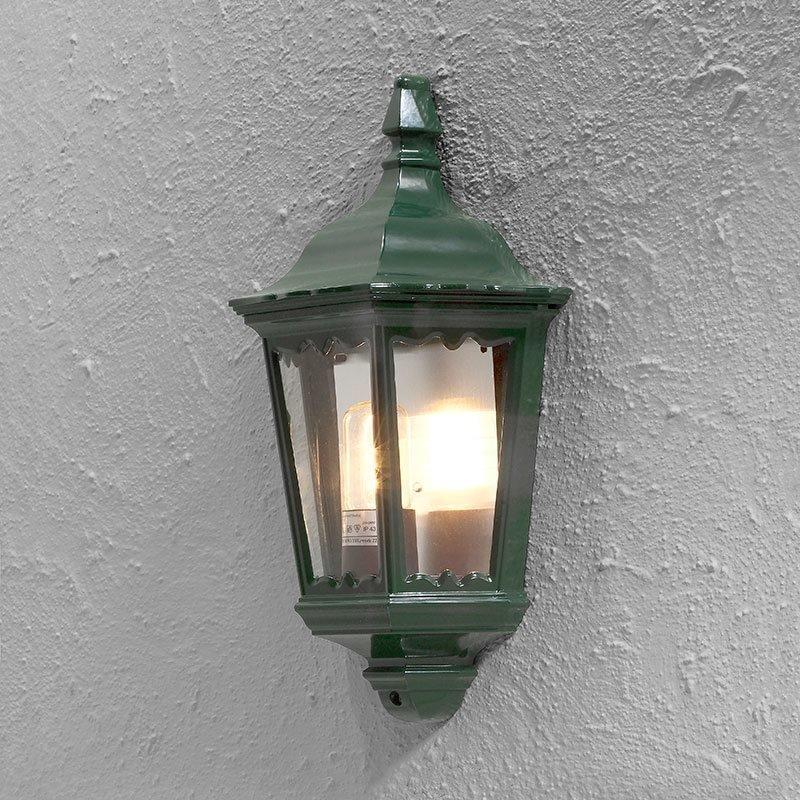 Seinävalaisin Firenze Konstsmide Vihreä