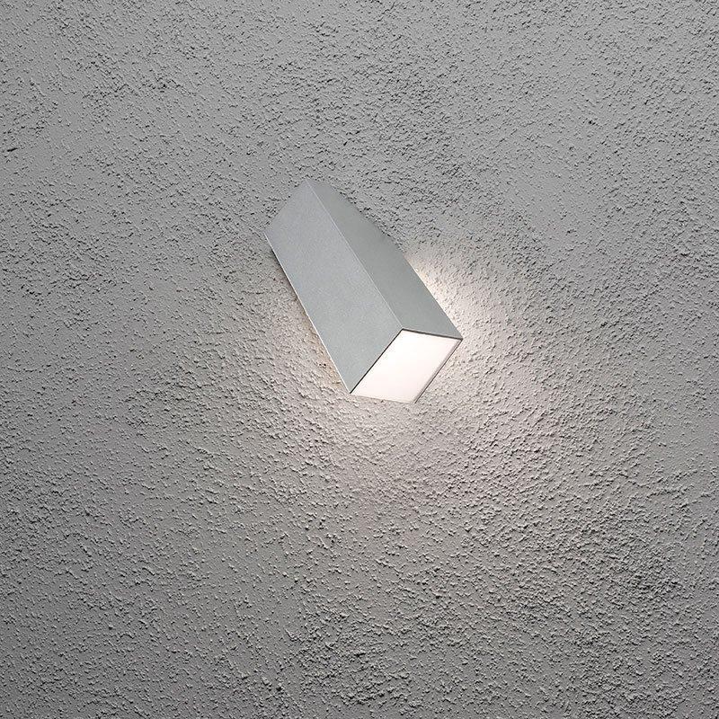 Seinävalaisin Imola 7933 Konstsmide Alumiini