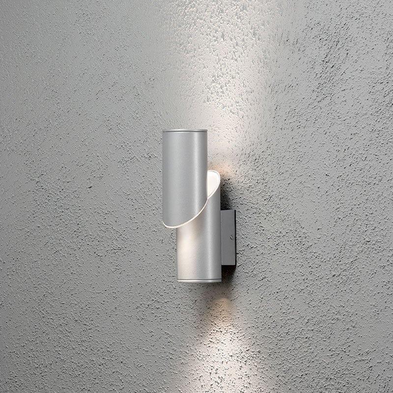 Seinävalaisin Imola 7935 Konstsmide Alumiini