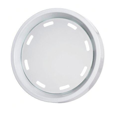 Seinävalaisin Markslöjd Hälsö valkoinen Valkoinen