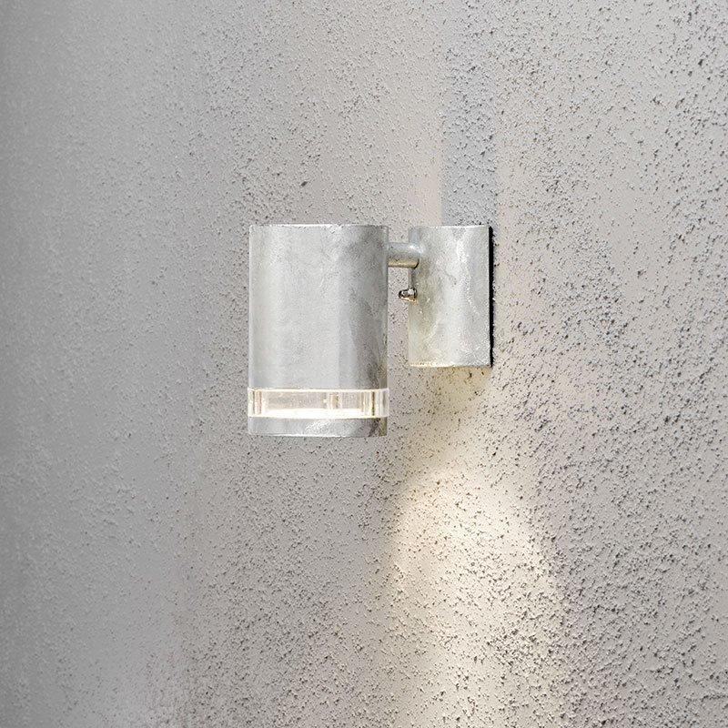 Seinävalaisin Modena 7511 Konstsmide Metallinen