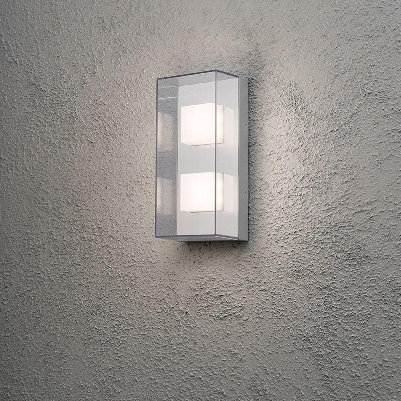 Seinävalaisin Sanremo Konstsmide Alumiini
