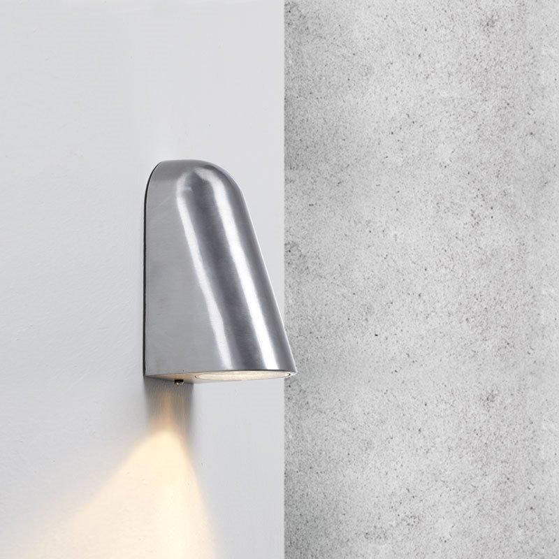 Seinävalaisin Saro Nordlux Alumiini