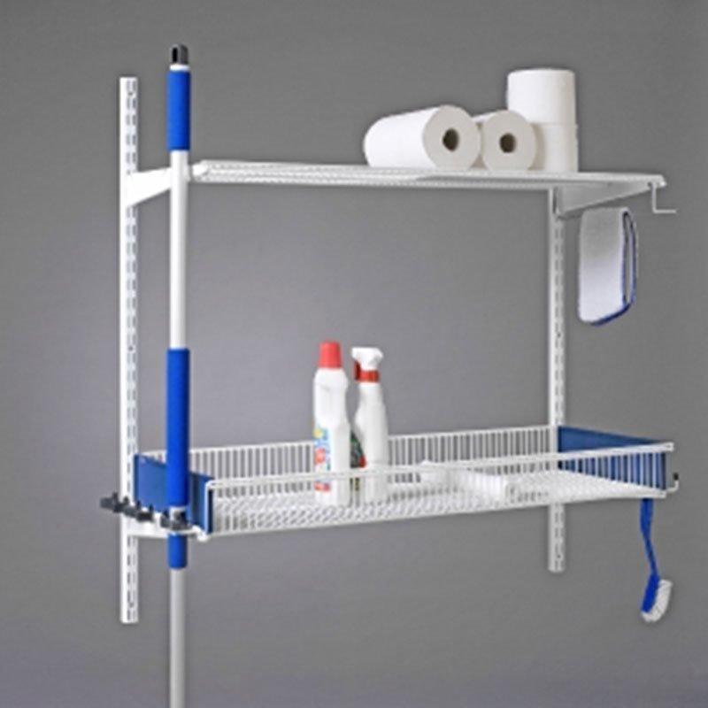 Siivousvälinesäilytys  72-600 Habo Valkoinen